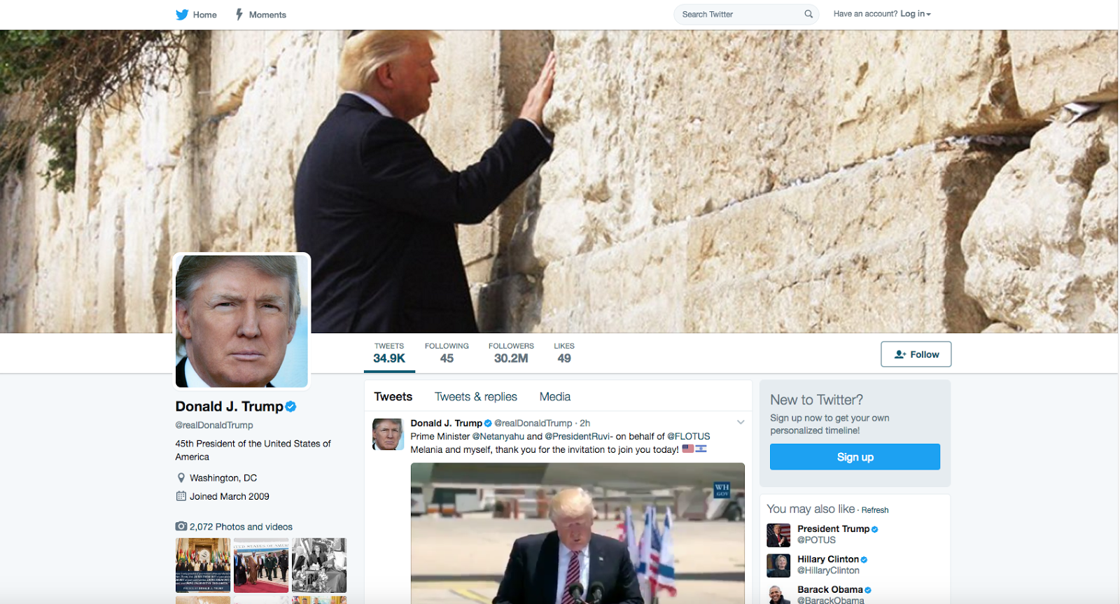 Call Me Jorge...  Who knew Donald Trump also had an inner-jew  a0612ed88