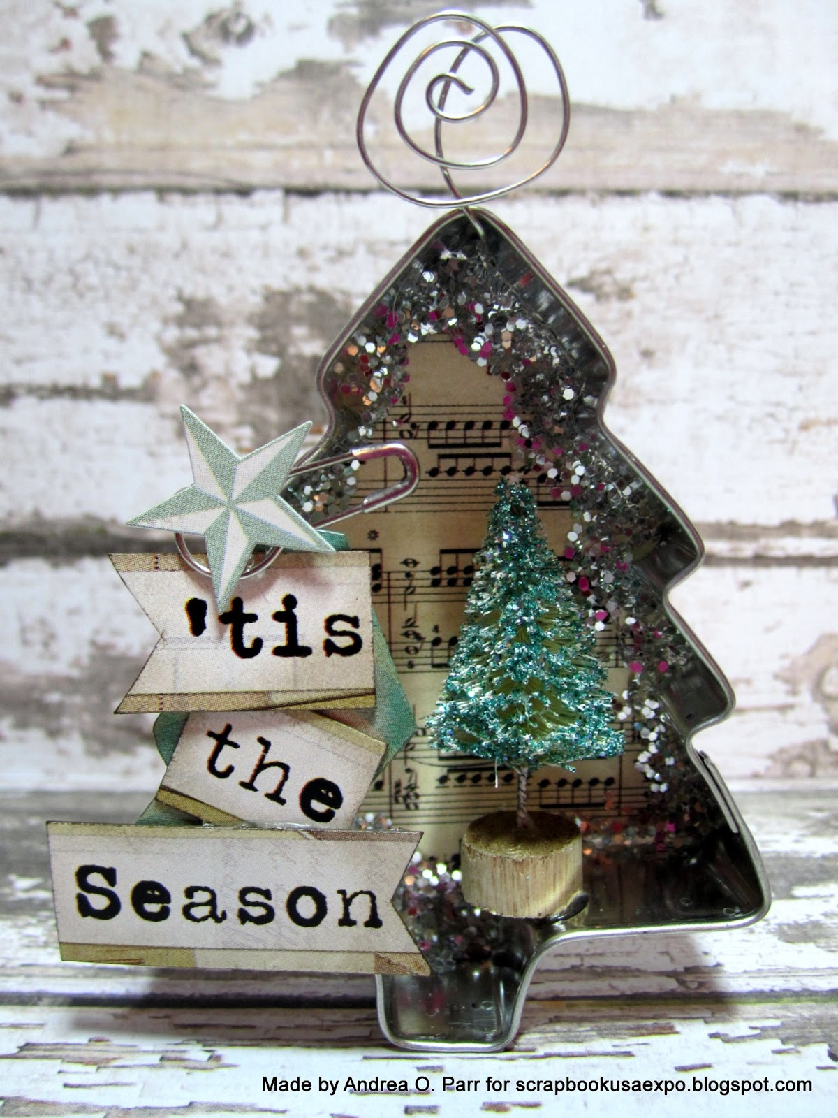 Mini Christmas Tree Cookie Cutter