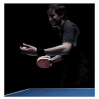Brodman Blades la raquette révolutionnaire de ping-pong