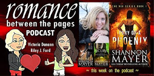 Weekly Romance Between the Pages Podcast