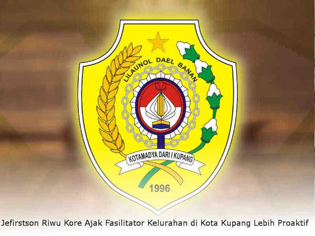 Jefirstson Riwu Kore Ajak Fasilitator Kelurahan di Kota Kupang Lebih Proaktif