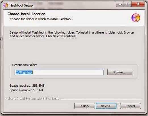 Cara Install Dan Kegunaan Flashtool Untuk Xperia Device 4