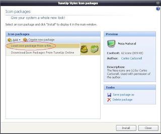 Cara mudah mengganti icon-icon pada windows dengan menggunakan TuneUp Utilities 2013