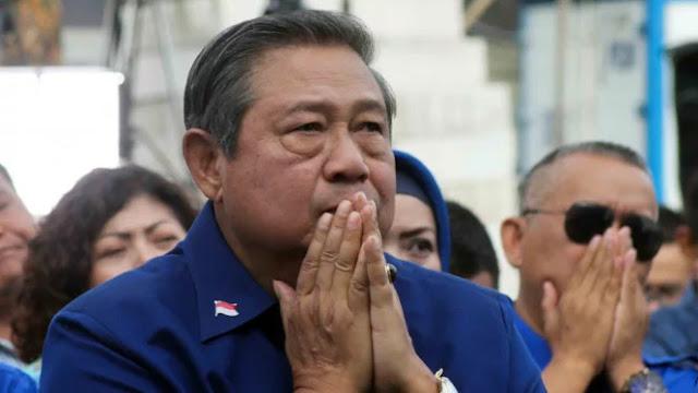 Reaksi SBY Setelah Saksikan Kampanye Prabowo-Sandi di GBK