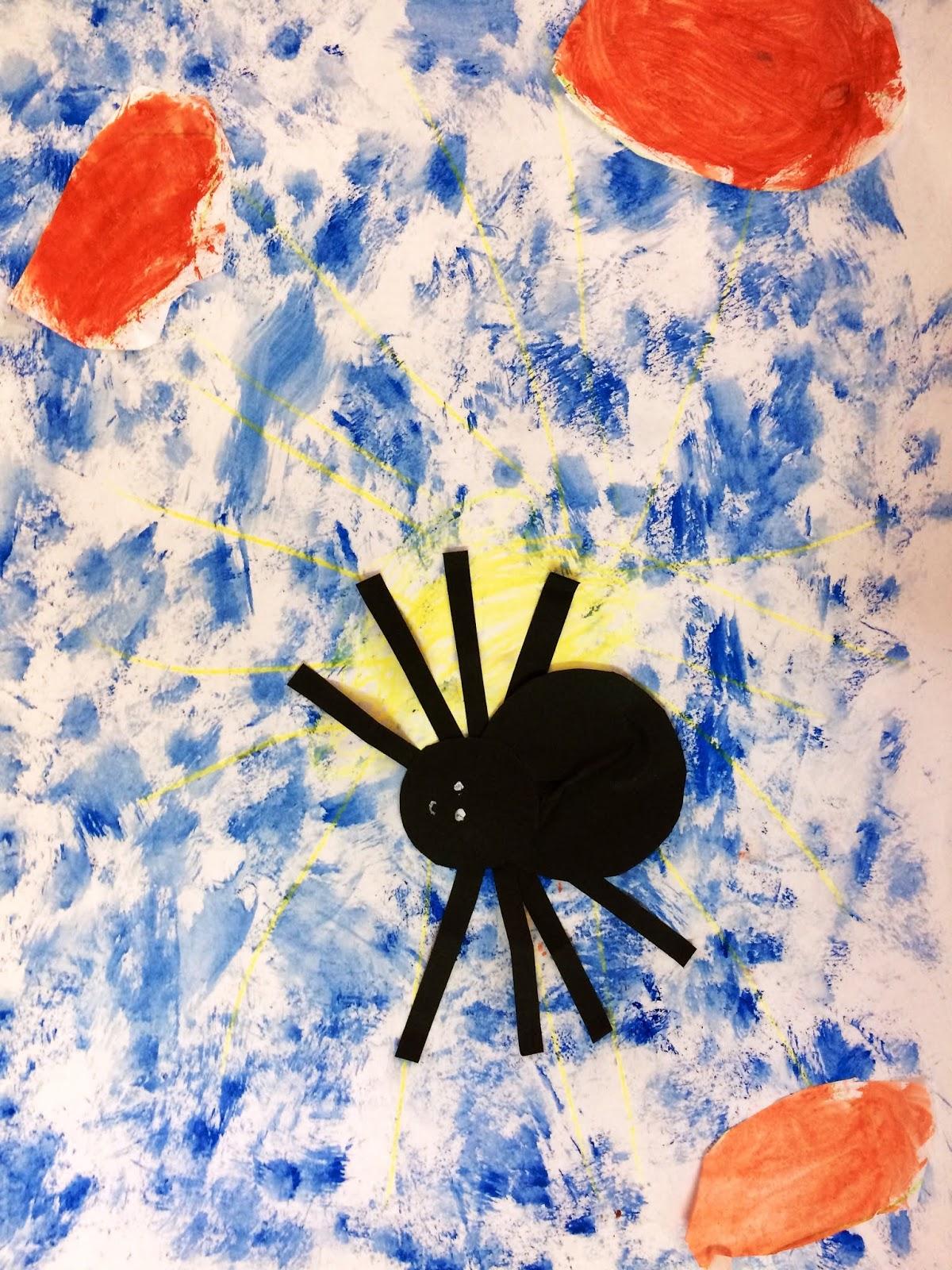 Păianjenul și pânza