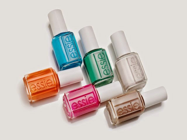 Coming Soon Essie Summer 2014 Haute In The Heat Essie Envy