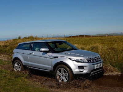 ranger rover evoque off road normal resolution desktop wallpaper 6