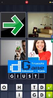 4 Immagini 1 Parola livello 65