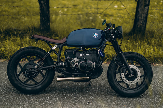 BMW R100RT By NCT Motorcycles Hell Kustom