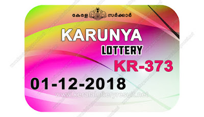 KeralaLotteryResult.net, kerala lottery kl result, yesterday lottery results, lotteries results, keralalotteries, kerala lottery, keralalotteryresult, kerala lottery result, kerala lottery result live, kerala lottery today, kerala lottery result today, kerala lottery results today, today kerala lottery result, karunya lottery results, kerala lottery result today karunya, karunya lottery result, kerala lottery result karunya today, kerala lottery karunya today result, karunya kerala lottery result, live karunya lottery KR-373, kerala lottery result 01.12.2018 karunya KR 373 01 december 2018 result, 01 12 2018, kerala lottery result 01-12-2018, karunya lottery KR 373 results 01-12-2018, 01/12/2018 kerala lottery today result karunya, 01/12/2018 karunya lottery KR-373, karunya 01.12.2018, 01.12.2018 lottery results, kerala lottery result December 01 2018, kerala lottery results 01th December 2018, 01.12.2018 saturday KR-373 lottery result, 01.12.2018 karunya KR-373 Lottery Result, 01-12-2018 kerala lottery results, 01-12-2018 kerala state lottery result, 01-12-2018 KR-373, Kerala karunya Lottery Result 01/12/2018