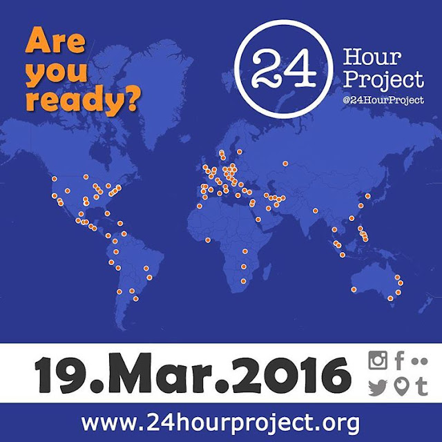 24 Hour Project 2016