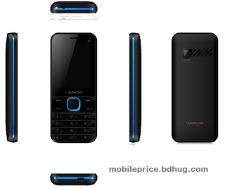 Symphony L24 Feature, Specification, Price In Bangladesh