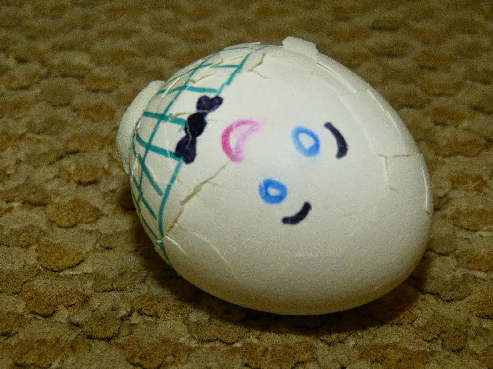 Humpty Dumpty's bad day (and other ideas for learning the letter E)