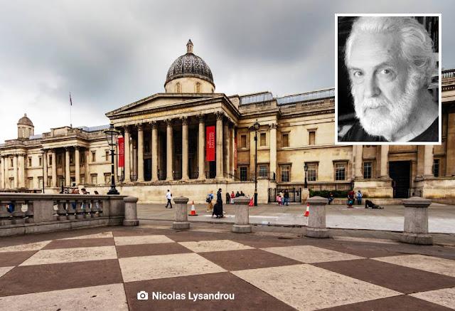 national gallery londres solha ambiente de leitura carlos romero