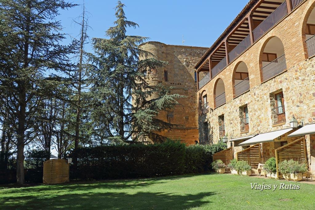 Palacio de los Pimentel, Parador de turismo, Benavente, Zamora