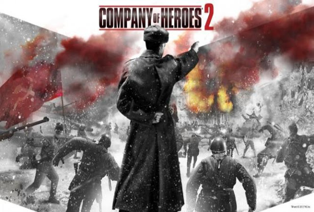 Company of Heroes 2 - RELOADED (PC) FreeDownload