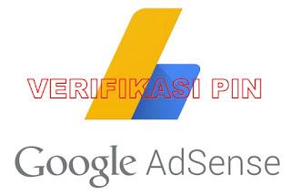 Cara verifikasi PIN Google Adsense.