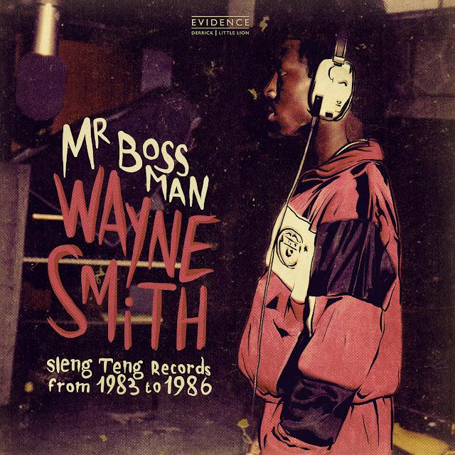 Descargar discografía gratis WAYNE SMITH - Mr. Bossman (2017)