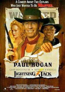 Relámpago Jack (1994) Western con Cuba Gooding Jr.