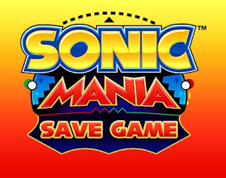 sonic mania save game pc