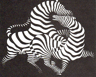 Image result for victor vasarely zebra 1938