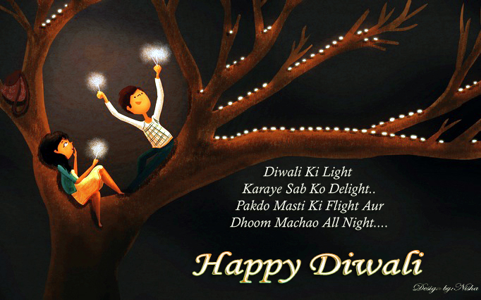 Happy Diwali Quotes in English for Friends
