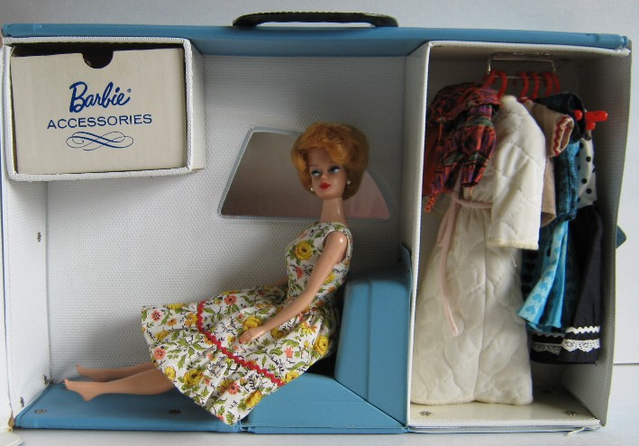 The Fashion Doll Review Vintage Barbie Goes Travelin