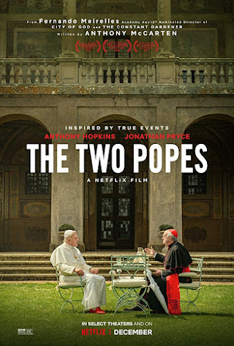 The Two Popes (Web-DL 1080p Dual Latino / Ingles) (2019)