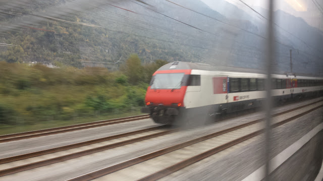 The Train for Berlin: Can Railroads Replace Planes for Long Distance Travel? thumbnail