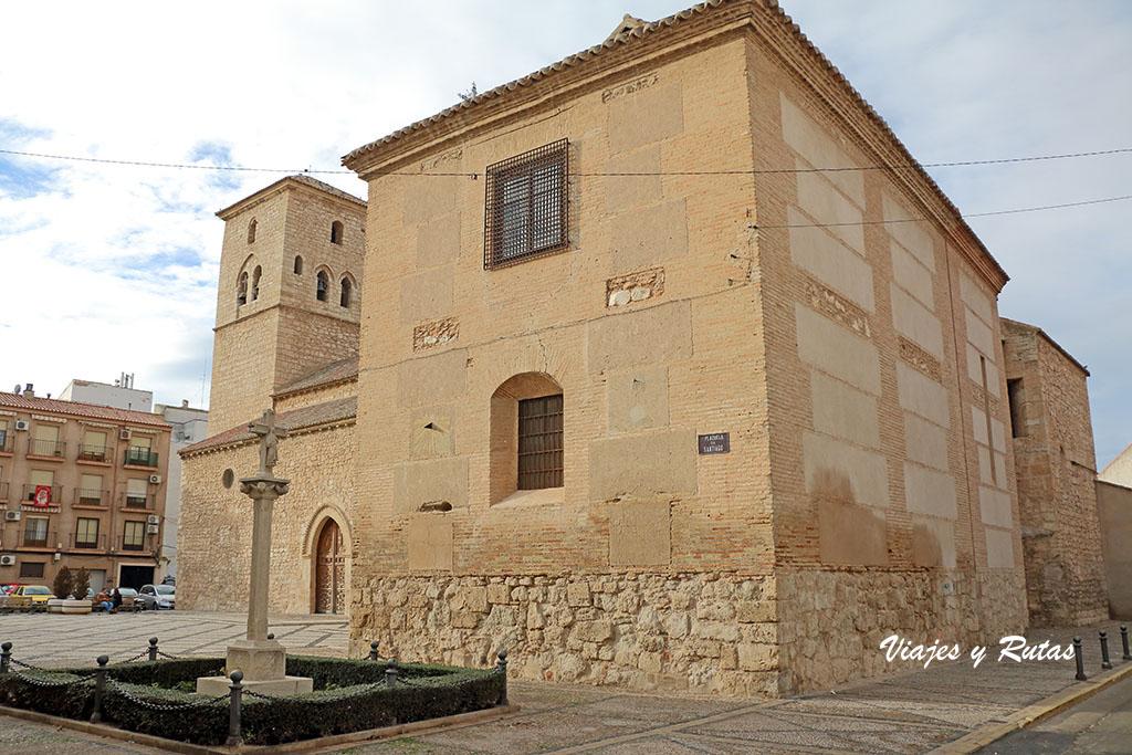 Iglesia de Santiago de Ciudad Real