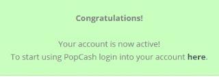 Mendaftar PopCash