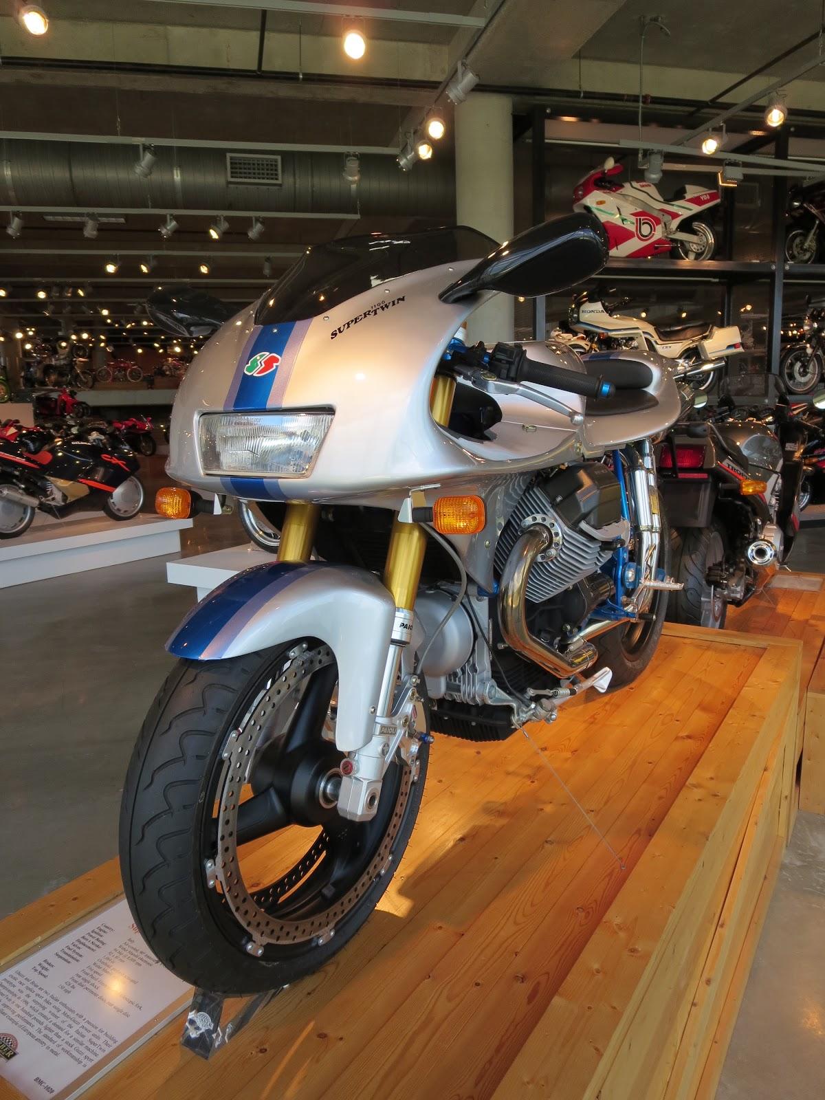 Ghezzi & Brian Supertwin 1100 Moto Guzzi