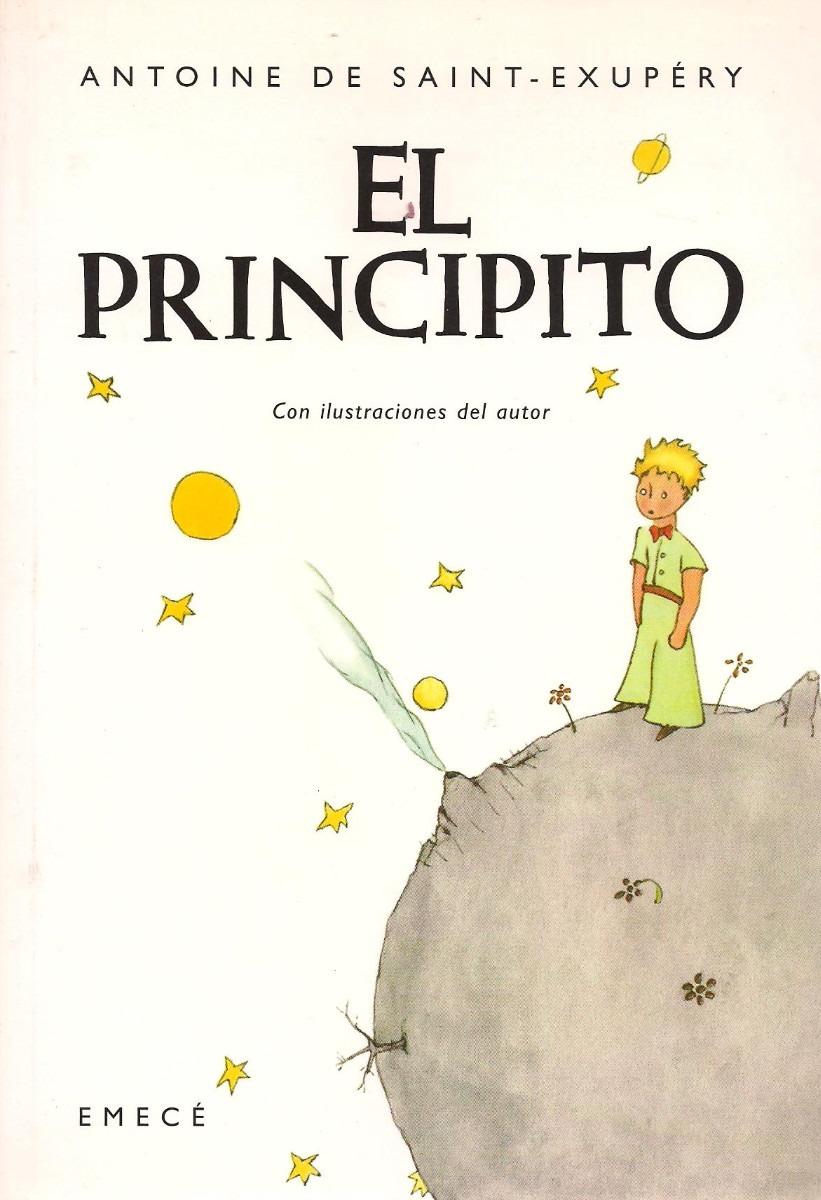 Mis libros, y yo: El principito-Antoine De Saint-Exupéry