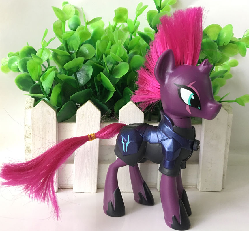 Tempest Shadow Brushable Appears On Ebay Mlp Merch