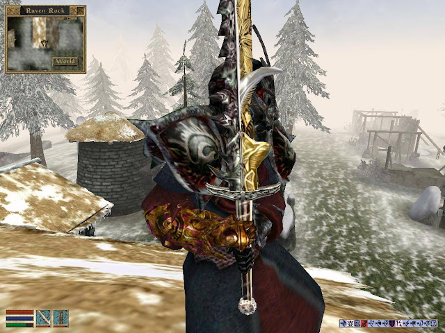 The Elder Scrolls III Morrowind GOTY Free Download Screenshot 3