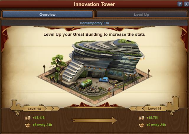 Foe innovation tower