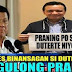 WATCH:TRILLANES LATEST PRESSCON TINAWAG NA PRANING SI DUTERTE