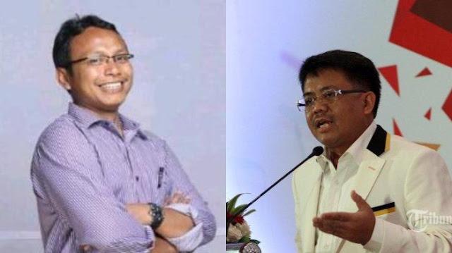 Prijanto Rabbani dan Sohibul Iman Nilai Isu Spanduk 'Jalan Tol Pak Jokowi' Gagal