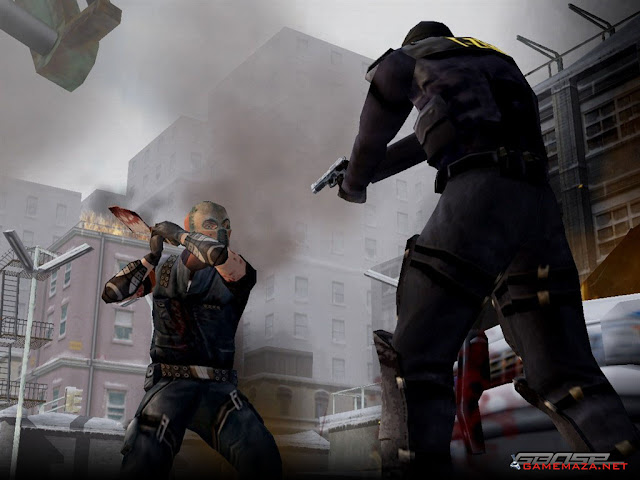 Urban Chaos Gameplay Screenshot 4