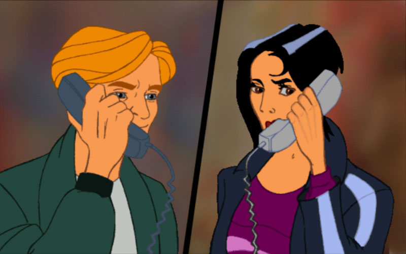 Broken Sword Captura de pantalla 3