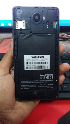 WALTON Primo GM2 Plus Flash File MT6580 Stock Firmware File
