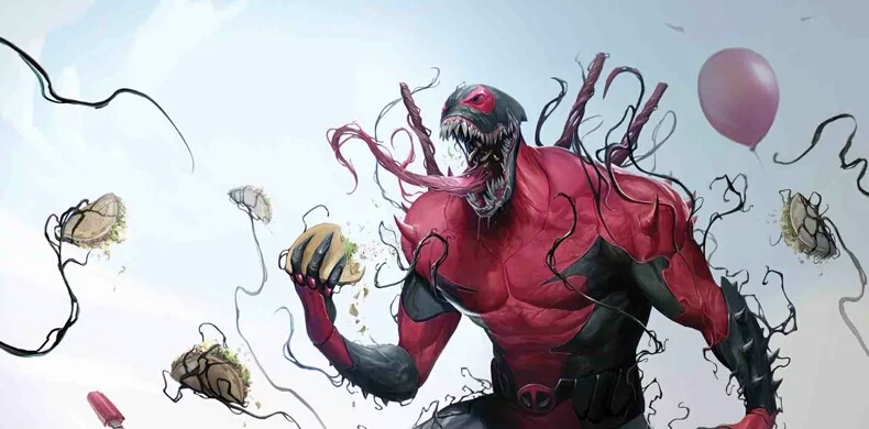 Venompool To Return In August With Edge Of Venomverse.