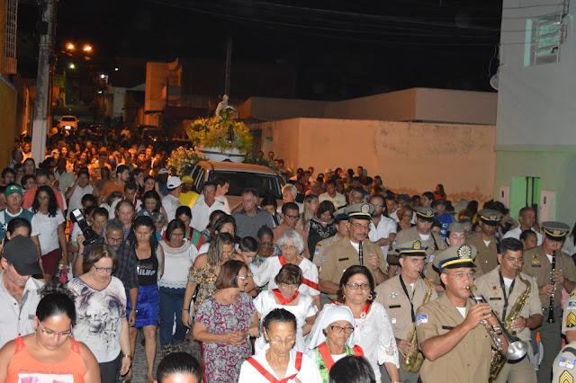 COBERTURA: Fieis celebram Santos Reis com Missa e Procissão em São Joaquim do Monte.