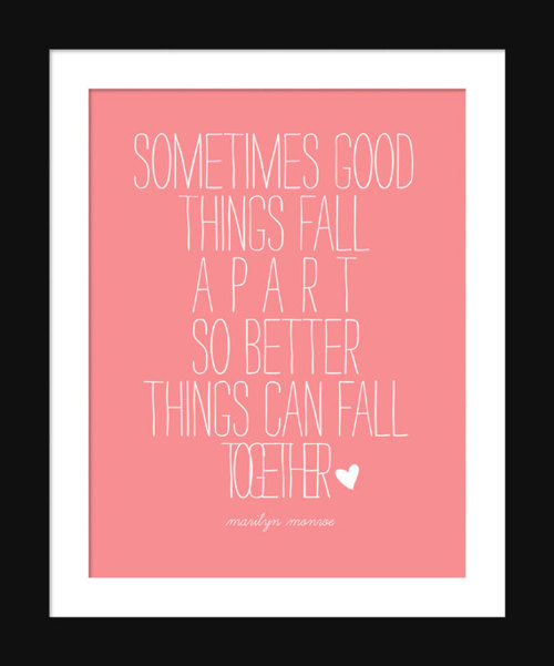 Falling Apart Quotes Tumblr: Glamco: Quotes Or Word Of Wisdom