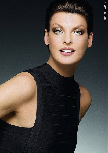 My Fashion Hot And Sexy Canadian Model Linda Evangelista