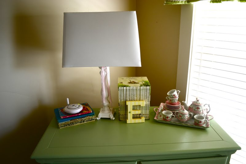 First Lady Of The House Nursery Update