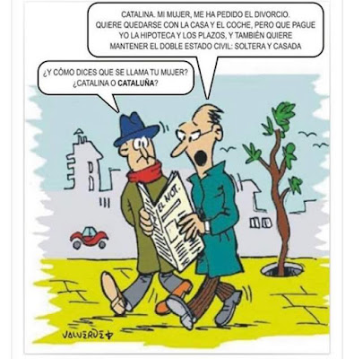 CATALINA, divorcio, Cataluña