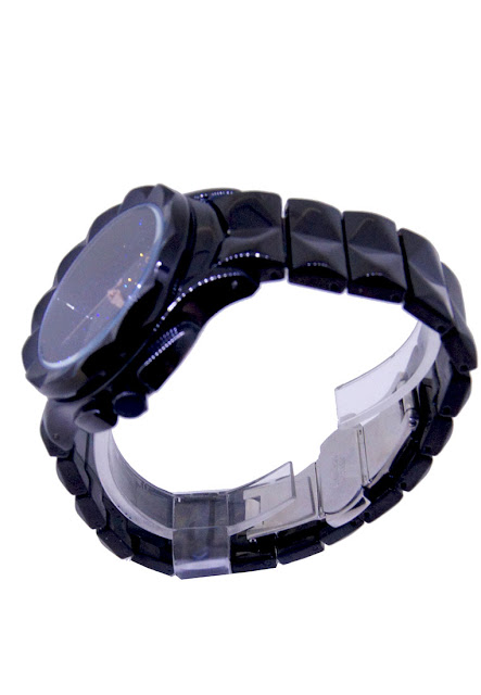 Mishali Night Sky Crystal Dail Watch