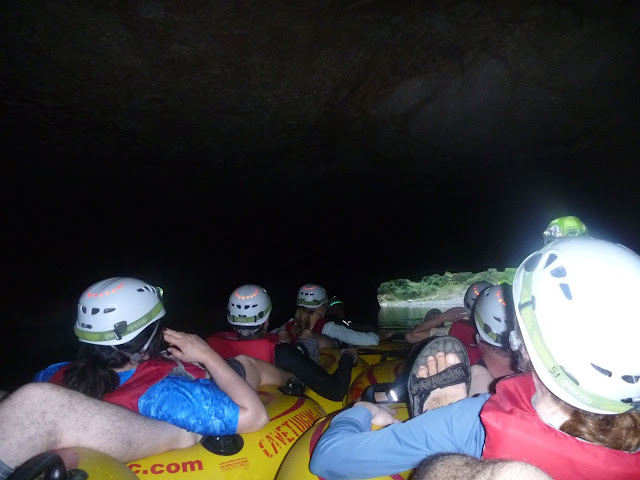 Belize Central America geology travel trip tour reef karst caves ocean coral