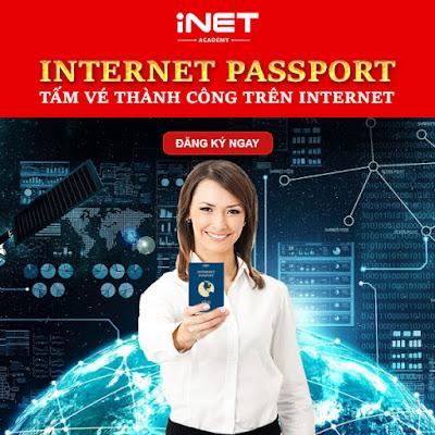 Internet Passport - Con đường thành công cho doanh nghiệp